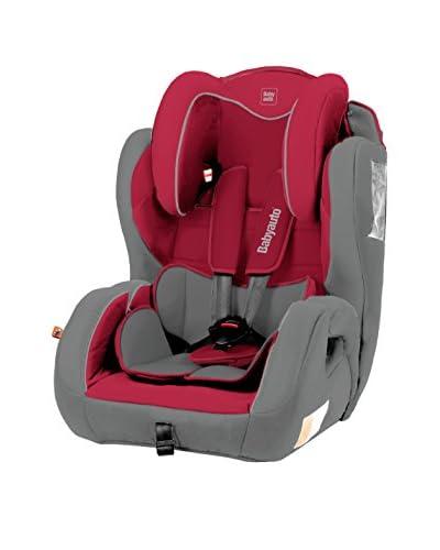 Babyauto Silla De Coche Ezcon Grupo 1,2,3 Rojo