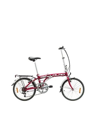 """Olmo Bicicleta Plegable Wave 20"""" Rojo"""