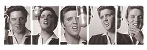 Elvis Presley - Love Me Tender Poster Poster Print, 36x12