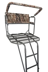 Summit Dual Pro Ladder Stand by Summit Treestands