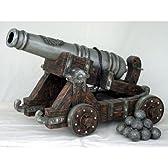 パイレーツキャノン(海賊大砲)・等身大フィギュア