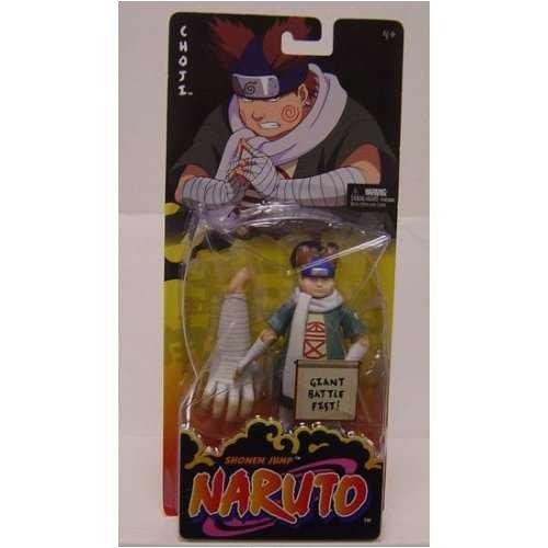 Naruto : Choji Akimichi Mattel Basic Action Figure