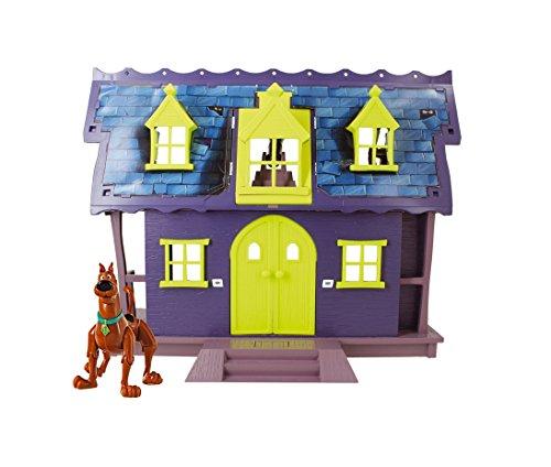 Giochi Preziosi - Scooby Doo, La Casa Del Mistero con Trabocchetti, Personaggio Incluso