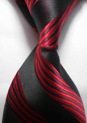 new stripe classic woven man tie for gift neckties store. Black Bedroom Furniture Sets. Home Design Ideas