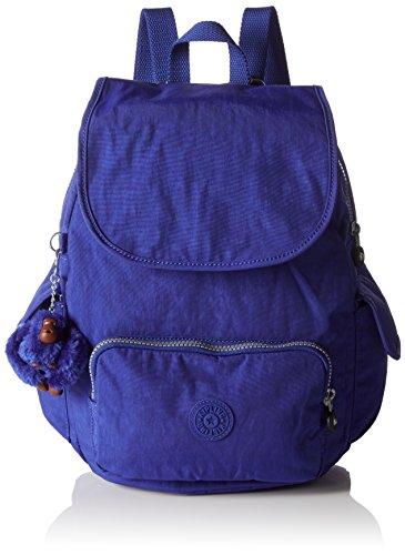 Kipling City Pack S,  Blu Blue (Ink)