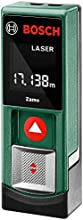 Bosch Home and Garden Zamo Digitaler Laser-Entfernungsmesser, 2x Batterien AAA (20m Messweite)