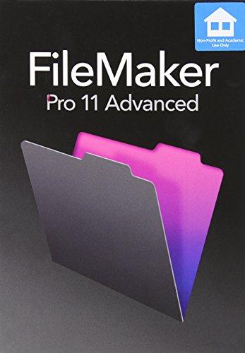 FileMaker Pro v.11.0 Advanced (Filemaker Pro 11 Advanced compare prices)
