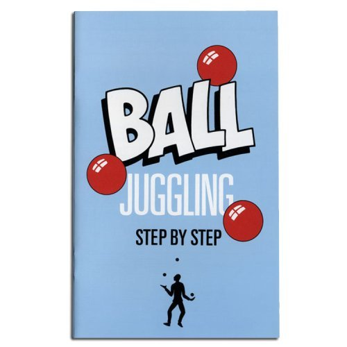 A step by step Guide to Ball Juggling