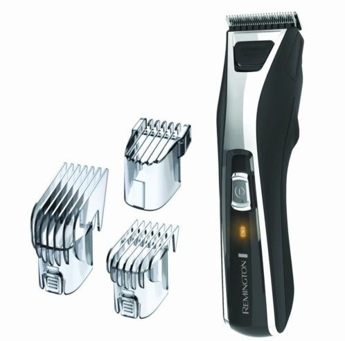 Remington HC5550 Precision Power Haircut Beard Mustache Trimmer Corded/Cordless (Braun Series 3 Hair Clipper compare prices)