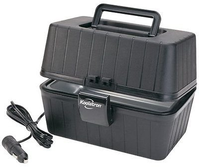 Koolatron 12 Volt Lunch Box Stove (Dc Thermal 12 Volt Heater compare prices)
