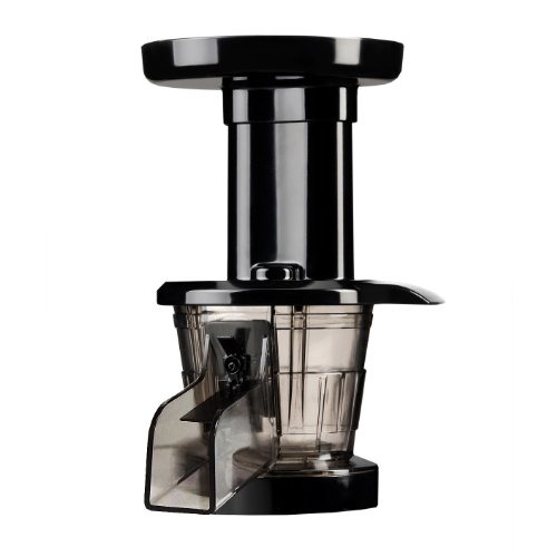 Kuvings 200Sm Frozen Dessert Maker Attachment For Kuvings Sc/Se Series Juicer, Black
