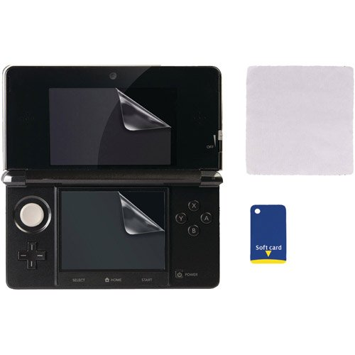 Nintendo 3Ds Screen Protector Kit front-375517