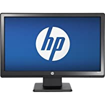 "Hp - 20"" Widescreen Flat-panel Lcd-led Monitor Model: W2071D"