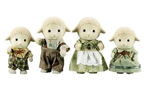 Sylvanian Families Sheep Family