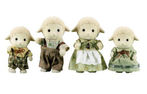 Sylvanian Families 3113 - Schaf Familie Wollemann
