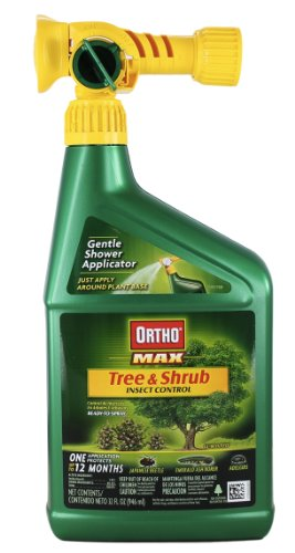ORTHO MAX Tree & Shrub Insect Control - 32 Fl Oz Sprayer