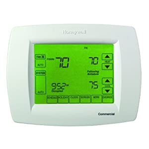 Honeywell TB8220U1003 Visionpro 8000 Programmable Thermostat