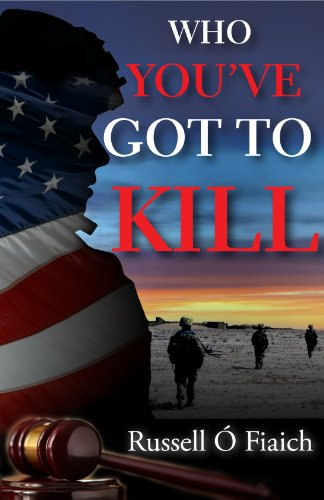 Who You've Got To Kill by Russell Fee ebook deal