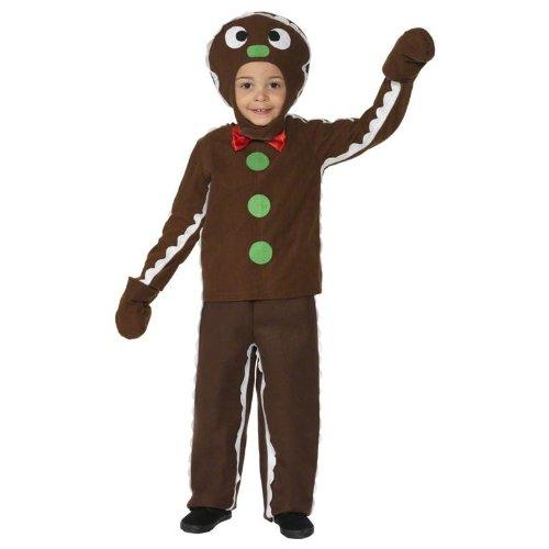 Smiffys Little Ginger Man Costume