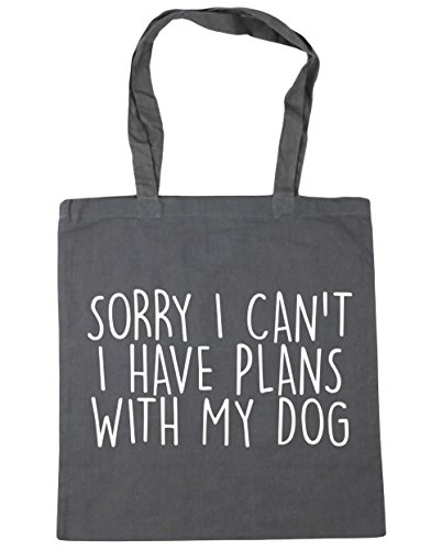 hippowarehouse-sorry-i-cant-i-have-plans-with-my-dog-tote-shopping-gym-beach-bag-42cm-x38cm-10-litre