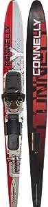 Connelly Concept Slalom Waterski 67 w/ Stoker Rtp Bindings Sz 67in-L (11-12)