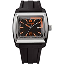BOSS ORANGE Black Rubber Mens Watch 1512601