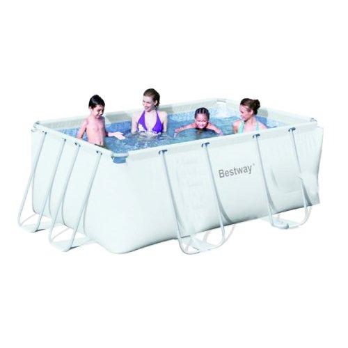 Bestway 58044 scaletta per piscine filtri pompe e for Bestway piscine e accessori