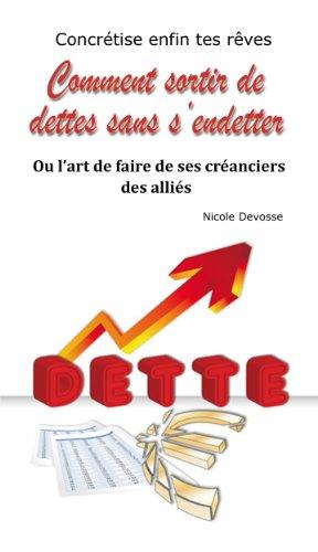 Couverture du livre Comment sortir de dettes sans s'endetter