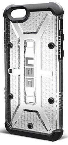 【日本正規代理店品】URBAN ARMOR GEAR iPhone 6s/6 (4.7インチ)用コンポジットケース クリア フラストレーションフリーパッケージ(FFP) UAG-FIPH6S-ICE