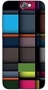 MANNMOHH DESIGNER HARD BACK COVER FOR HTC ONE A9