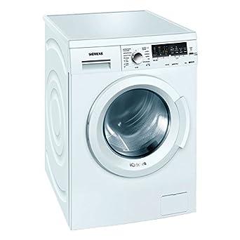 Siemens WM14Q468ES Lave linge 8 kg 1400 trs/min A+++-30% Blanc