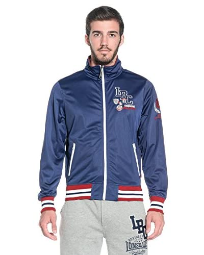 Lonsdale Giacca Training Barry [Blu Scuro]