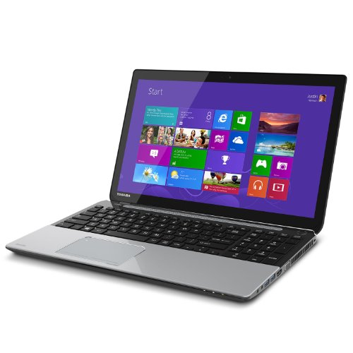 "Toshiba L55t-A 15,6"" Ordinateur portable tactile Intel Core i7-4700MQ 8 Go de mémoire 1To de disque dur"