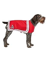 1. FC Köln Dog Cape Animal Costume Fan Item red white from KULTFAKTOR GmbH