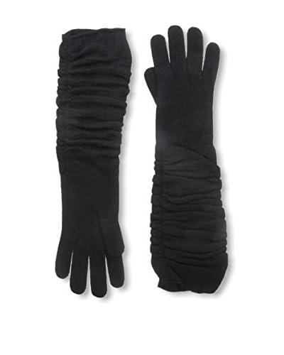 Portolano Women's Long Glove, Black