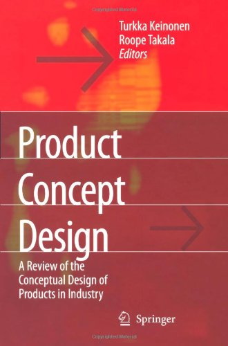 Product Concept Design: A Review of the Conceptual Design of Products in Industry