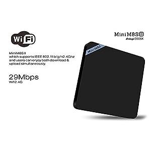 GearBest-Mini-M8S-II-TV-Box-Amlogic-S905X-Quad-Core-Android-60-64B-Bluetooth-40-4K-24GHz-WiFi-Lecteur-Multimdia