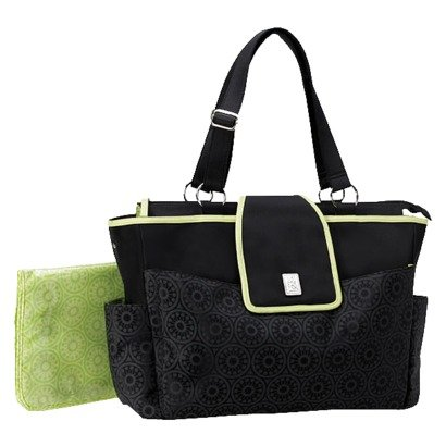 Just One You Tonal Tote Diaper Bag - 1