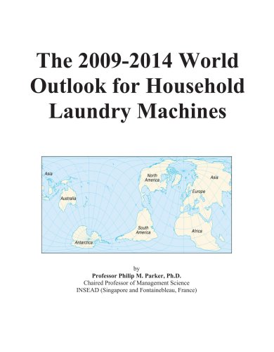 The 2009-2014 World Outlook For Household Laundry Machines front-328728