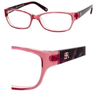 BANANA REPUBLIC Eyeglasses Buffy 0JZU Burgundy / Marble 53MM