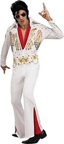 Morris Costumes Men's Elvis Deluxe Costume, Large