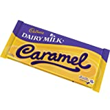 Cadbury Dairy Milk Caramel 200g (Box of 14)