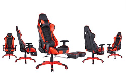 top gamer ergonomic gaming chair high back computer office chair