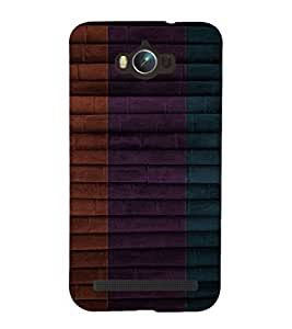 Three colour Stick Background 3D Hard Polycarbonate Designer Back Case Cover for Asus Zenfone Max ZC550KL :: Asus Zenfone Max ZC550KL 2016 :: Asus Zenfone Max ZC550KL 6A076IN