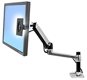 エルゴトロン LX Desk Mount LCD Arm 45-241-026