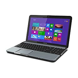 Toshiba Satellite S855-S5168 15.6-Inch Laptop (Ice Blue Brushed Aluminum)
