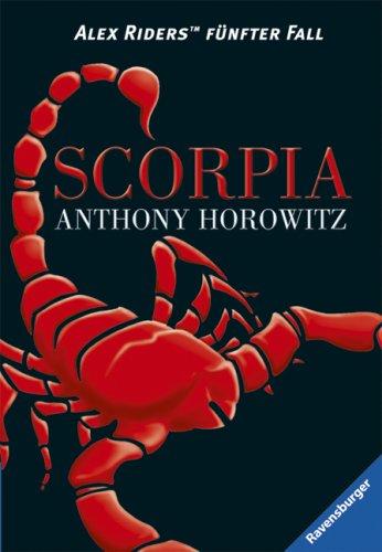 Scorpia by Antony Horowitz