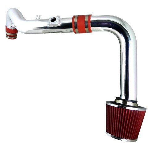 Spec-D Tuning AFC-TC07RD-AY Scion tC 2dr Coupe 2.4L L4 Cold Air Intake+Red Filter (Scion Tc 08 Intake compare prices)