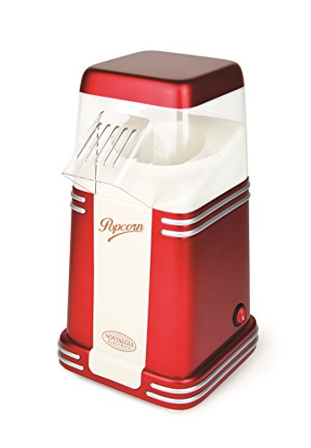 Nostalgia RHP310 Retro Series 8-Cup Hot Air Popcorn Maker (Popcorn Maker Retro compare prices)