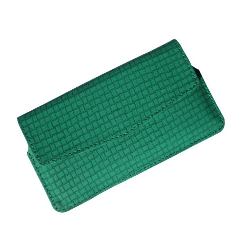 i-KitPit : PU Leather Pouch Case Cover For Blackberry Z30 (GREEN)